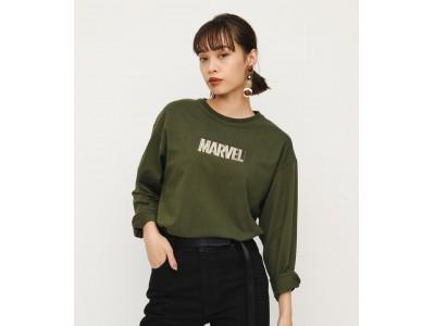 ディズニーストアからファッションブランド「SLY(スライ)」との初の共同企画商品も登場! 「MARVEL COLLECTION(マーベルコレクション)」が10月26日(金)より順次発売開始