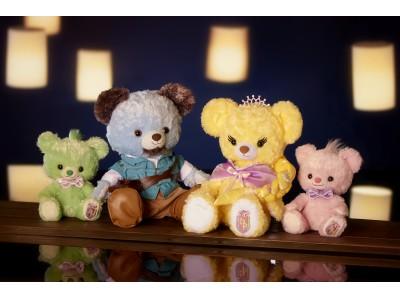 「Disney Princess BEAR by UniBEARsity」より映画『塔の上のラプンツェル』をモチーフにした新シリーズがディズニーストアから11月21日(水)に登場!