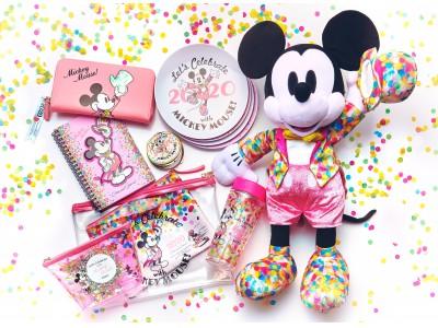タキシード姿のミッキーマウスが新年をお祝い!「Let's Celebrate with Mickey Mouse! -2020-」シリーズのアイテムがディズニーストアから12月10日(火)より発売
