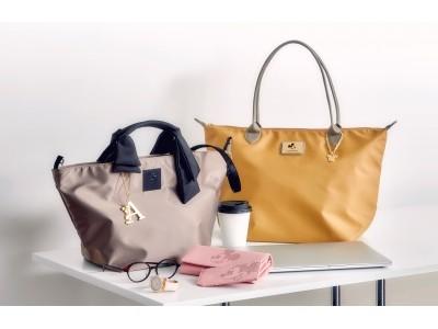 春の新生活は新しいバッグで心機一転!オフィスシーンでも使えるバッグやファッション雑貨がディズニーストアから2月18日(火)より発売