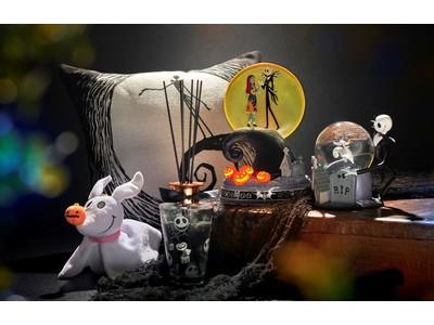 『ティム・バートン ナイトメアー・ビフォア・クリスマス』の世界観が詰まったハロウィーンの季節にぴったりのアイテムが9月18日(金)より続々発売