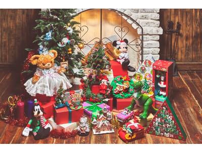 "「""Hours of Magic"" 魔法にかかろう」ワクワク・ドキドキ心躍るディズニークリスマスアイテムが11月1日(日)より続々発売"