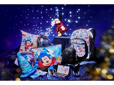 11月18日のミッキーマウスの誕生日をお祝いして映画『ファンタジア』をモチーフにしたアイテムが11月10日(火)より順次発売