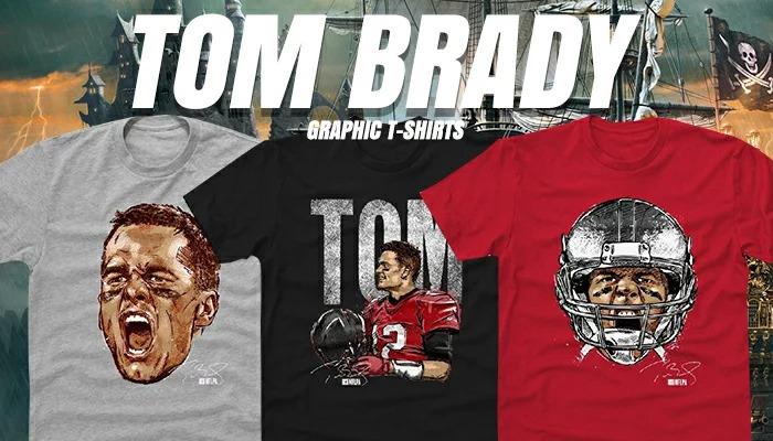 NFL トム・ブレイディ選手 グッズが予約開始!日本未発売からSB優勝モデルまで超網羅!
