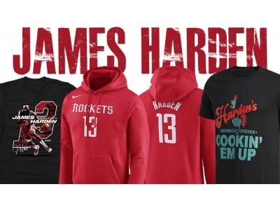10月開催!NBAジャパンゲームで来日 ヒューストンロケッツの新作アパレルが入…