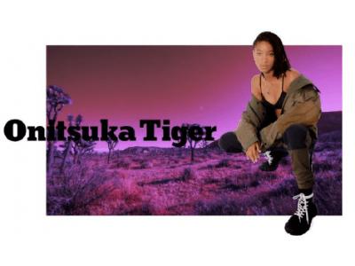 Onitsuka Tigerが2020年にWillow Smithをブランドアンバサダーに迎えたキャンペーンビジュアルを発表