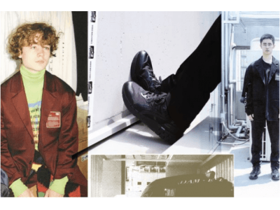 ブランド誕生70周年を祝したコラボレーションプロジェクト第三弾 Onitsuk…