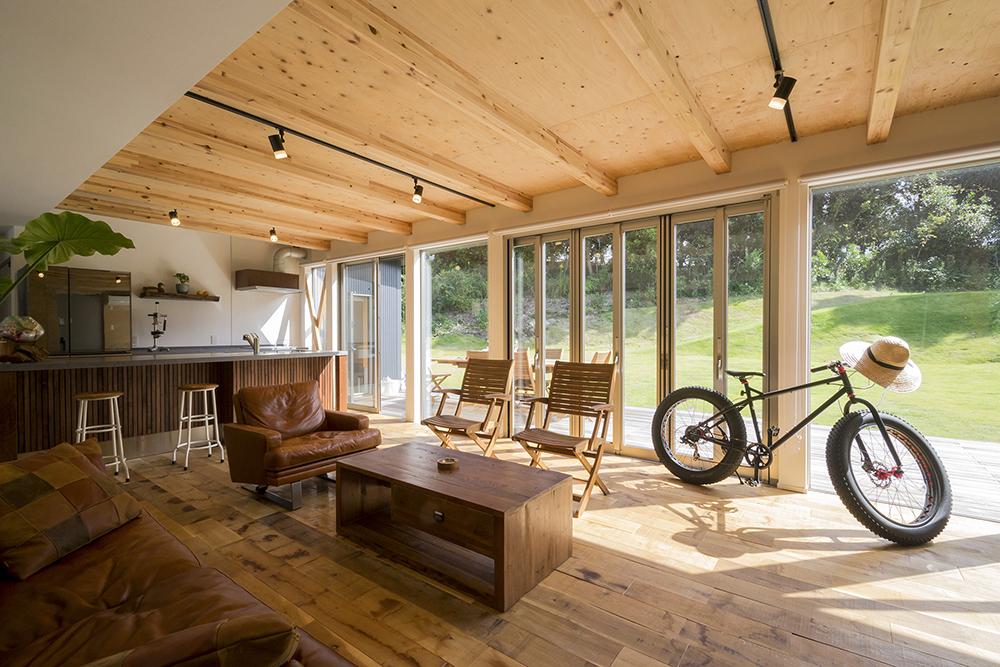 新たな価値観「平屋の家」若年ファミリー層を中心に暮らし方を提案。千葉市緑区あすみが丘にモデルハウスオープン。