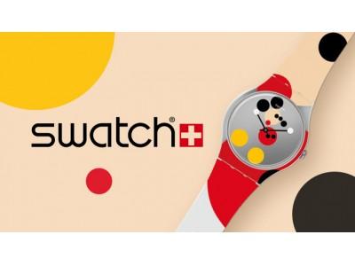 【ロッテ免税店銀座】SWATCH限定商品「ミラー・スポット・ミッキー」を販売、オリジナルメッセージカードもプレゼント中