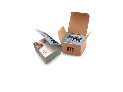 【ロッテ免税店銀座】「BTSオリジナルメモ帳」プレゼントイベント実施