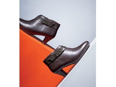 あたたか素材「ダブルサーモ」を採用した婦人靴のコレクションを発売