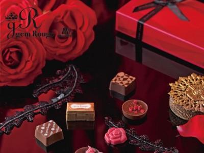 2019年モロゾフのバレンタイン★大人の女性が秘める「情熱と知性」を「赤と黒」で表現するブランド