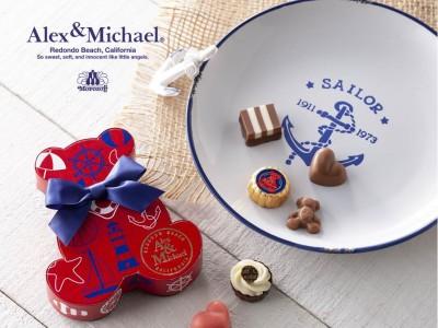 2019年モロゾフのバレンタイン★アメリカ西海岸をイメージしたマリンテイストのチョコレート