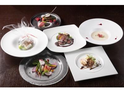 東京タワーの目の前のレストランTerrace Dining TANGO 2月14日(木)限定「バレンタインディナー」を販売