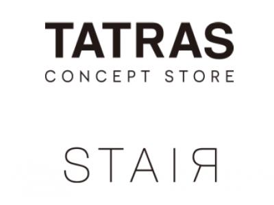 TATRAS CONCEPT STOREより、加藤順子を起用した、レディースブランド【STAIR】とのEXCLUSIVECOLLECTION のLOOKが完成