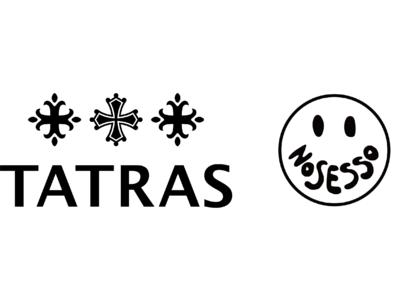 イタリア発のアウトフィットレーベル《TATRAS》が、L.A.ブランド【No Sesso】とのコラボレーションアイテムを10/22(金)に発売