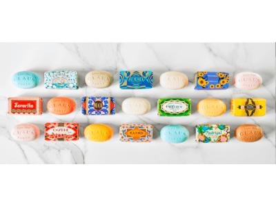 美しいパッケージと華やかな香りのポルトガル初ラグジュアリー石鹸『CLAUS PORTO』をTATRAS&STRADA EST日比谷店にて取り扱いスタート!