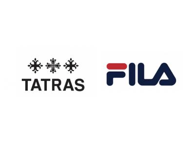 イタリア発のアウトフィットレーベル【TATRAS】が人気スポーツブランド【FILA】とのコラボレーションアイテムを発売