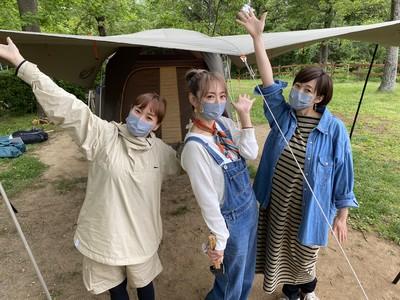 経験値ほぼゼロ!藤本美貴・井上和香・みかん、3人のママがキャンプに挑戦。絶品アウトドア飯作りに挑みます!