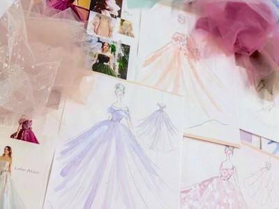 【1439人花嫁の声をドレスに 】業界最大手クラウディア × PLACOLE&DRESSY のコラボが決定!2021年冬、「ルルフェリーチェ」とコラボウェディングドレス発表します。