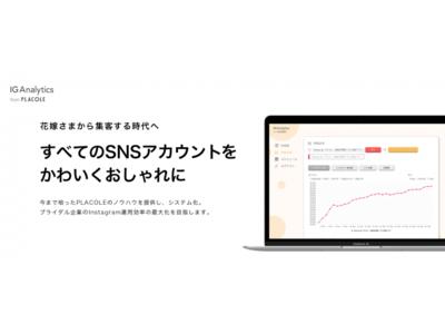 【ハッシュタグ自動抽出機能がリリース!】総計50万フォロワー獲得運用ノウハウを可視化した『 IG analytics 』の新機能ローンチのお知らせ