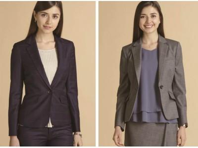 【P.S.FA】働く女性のキレイとトレンドを叶えるスーツ続々登場「Carremanスーツ」 「YUNSAスーツ」
