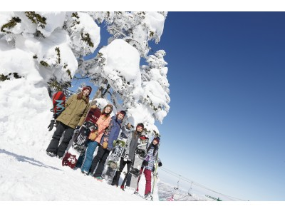 苗場スキー場に 『ROXY SNOW PARK』 がオープン!1月19日、19歳女性限定無料バスツアーを実施