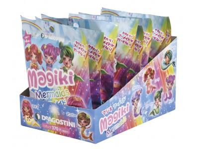世界で4,500万個以上売れているイタリア生まれのマスコット!『Magiki(マジキ) マーメイド(全12種類)』発売決定!