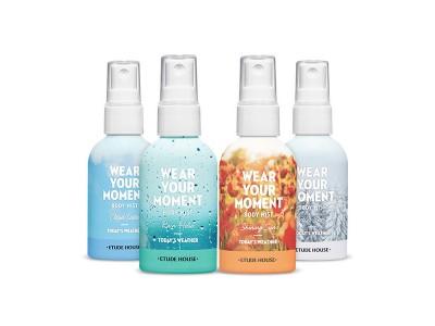 あなたの今に香りをそえて、理想の瞬間(モーメント)へ Wear Your Moment Body Mist『ウェアユアモーメントボディミスト』2019年8月2日 発売予定