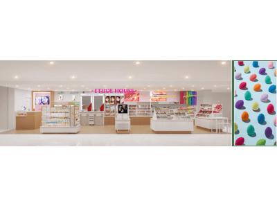 ETUDE HOUSE(エチュードハウス)3月5日(木) に『ルミネ北千住店』オープン!