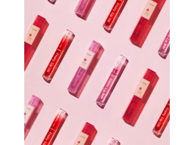 うるおいキープ、ぷるんと弾む色っぽリップ Fruity Lip Oil 『フルーティーリップオイル』 2020年12月4日 発売予定