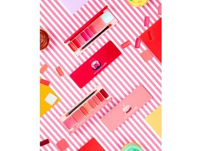 ふわりと発色広がる、心ときめくスイートメイク Play Color Lip & Cheek『プレイカラーリップ&チーク』2018年12月2日 新発売予定