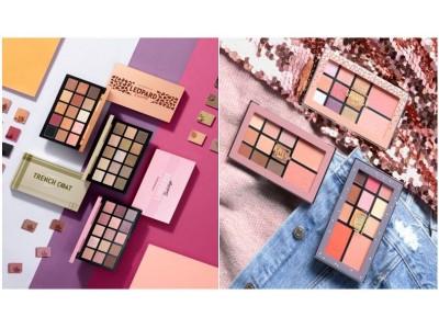ファッションもメイクで着飾る、多色で遊ぶまなざし Play Color Palett Serise 『プレイカラーパレットシリーズ』2018年12月2日 新発売予定