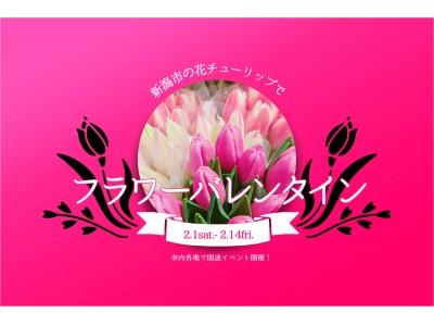 にいがたフラワーバレンタイン2020