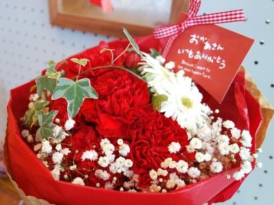 花を贈る日キャンペーン ~「母の日」に新潟産の花を贈ろう~