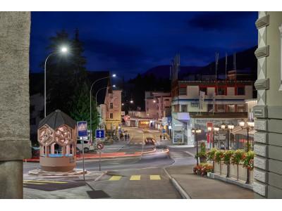 シグニファイ、LED照明のアップグレードによりダボス市のグリーン・ディール実現をサポート