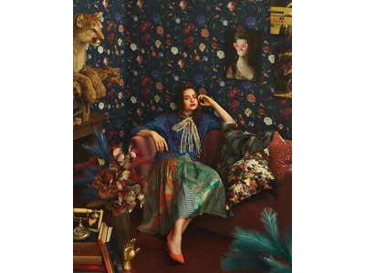 2021 Autumn&Winter - 2022 Spring&Summer Collection「Eccentric Museum(エキセントリック ミュージアム)」を8月6日(金)より展開