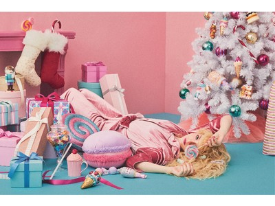 2021Christmas Collection 10月22日(金)より展開 テーマは「Sweets!Sweets!Christmas」