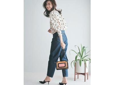 元TBSアナウンサー笹川友里さんがファッション誌『VERY』専属モデルに決定!