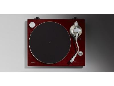 外掛け式ベルトドライブ方式を採用したアナログターンテーブルのニュースタンダード機『TN-3B』新発売