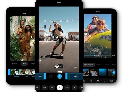 GoPro から新たなアプリ「Quik」が登場