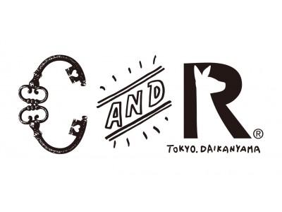 """""""代官山デザイン""""を提案する新業態のライフスタイルショップ「C AND R」、台湾・微風南山atreに2019年1月10日(木)オープン"""