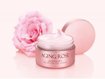 エイジングケア※1に特化したオールインワンジェルクリーム AGING ROSE -エイジングローズ- 2019年10月1日(火)新発売