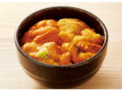 夏はウニ!4種のウニをふんだんに使った丼や、札幌の夜の定番「シメパフェ」の人気店が 関西初登場!