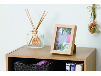 写真だけでなく飾ることを楽しめるBOX型のフォトフレーム「DCMブランド 飾れるBOXフォトフレーム」新発売