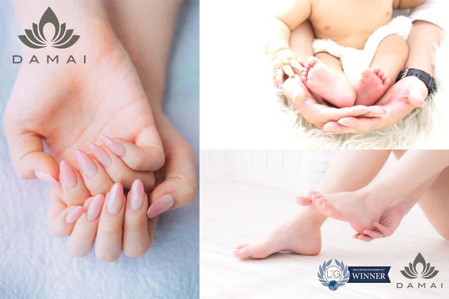 思わず足に頬ずり リピート率97%の『足裏新生児コース』世界に選ばれた痩身スパの フット&ネイルケアサービス