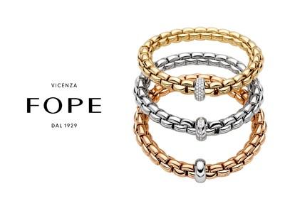 イタリア発ファインジュエリー 「FOPE(フォッペ)」 高級時計宝飾店 oomiyaで販売をスタート