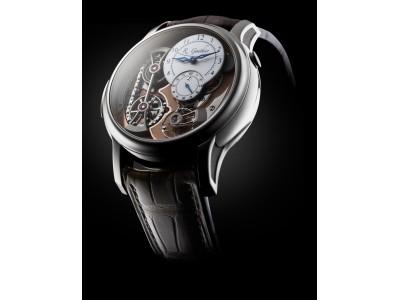 スイス高級時計産業の聖地で作られる年間生産本数60本の高級時計ブランド「ローマン・ゴティエ」。スイスの伝統的な時計作りを体験していただく招待制イベント「マスタークラス」をロンドンに続き、東京にて開催