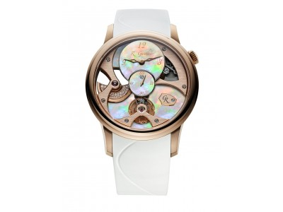 スイス高級時計ブランド「ローマン・ゴティエ」の新作「インサイトマイクロローター・レディー・オパール」