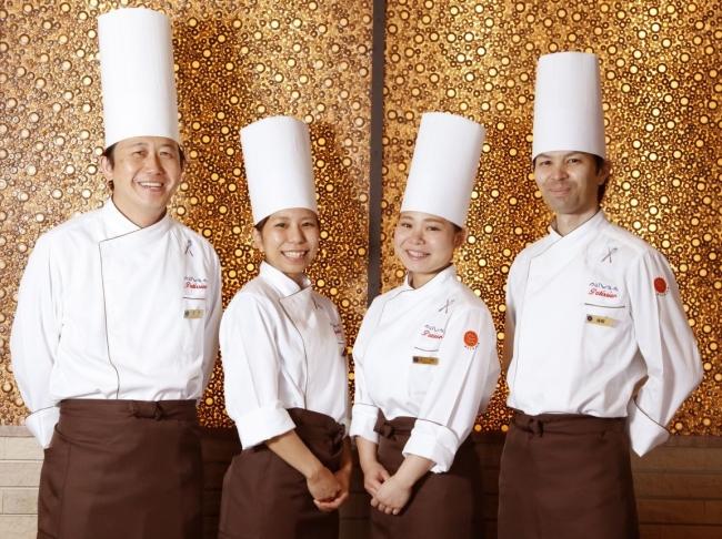 【ホテル日航アリビラ】4人のパティシエによるスイーツパフォーマンスと30種のホテルメイドの本格スイーツ 「 プレミアムスイーツブッフェ 」 開催